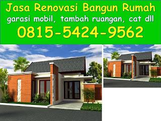 0815-5424-9562 Jasa Renovasi rumah surabaya