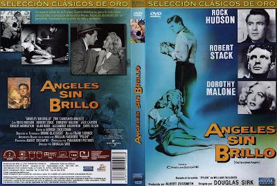 Carátula dvd: Ángeles sin brillo (1957)