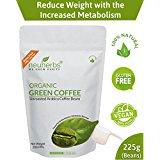 Neuherbs Organic Green Coffee Beans for Weight Management