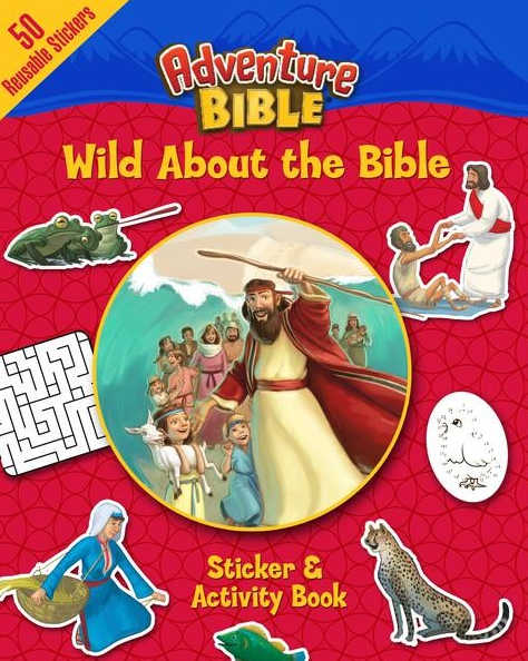 New Releases in the Adventure Bible Collection {Heroes of the Bible