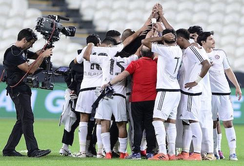 الجهوية 24 - الجزيرة الإماراتي يعبر أوكلاند سيتي بهدف ويتأهل للدور الثاني بكأس العالم للأندية