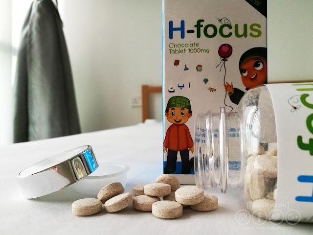 H-Focus Suplemen Minda Kanak-Kanak