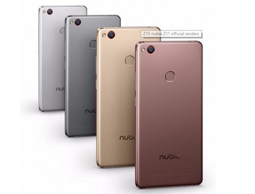 Smartphone ZTE Nubia Z11