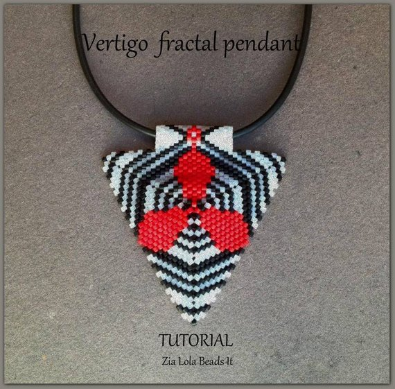 geometric beadwork jewelry tutorial