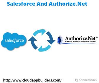 Salesforce To Authorize Net Integration