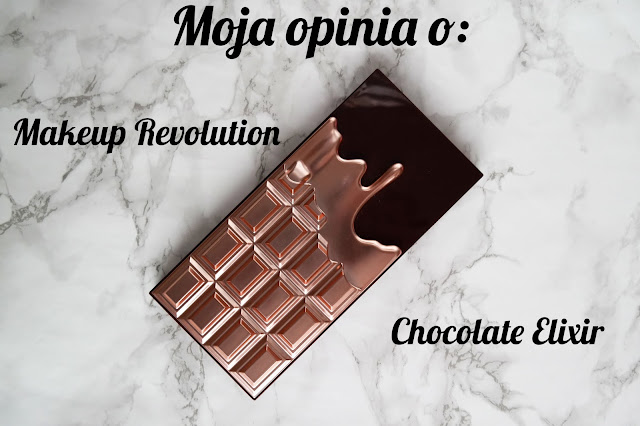 Makeup Revolution Chocolate Elixir