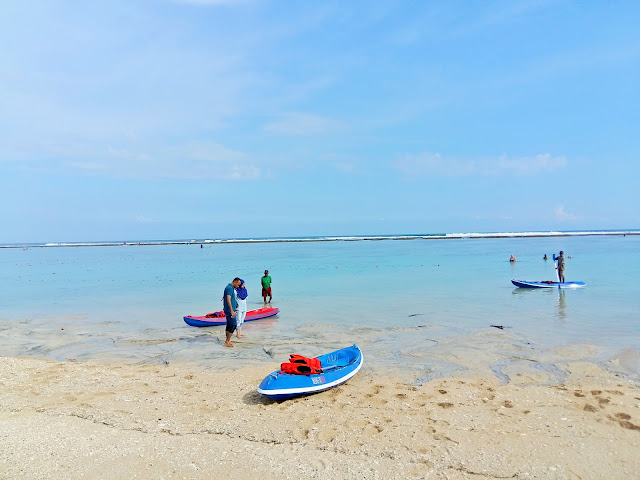 хорошие пляжи для купания на бали.Pandawa beach