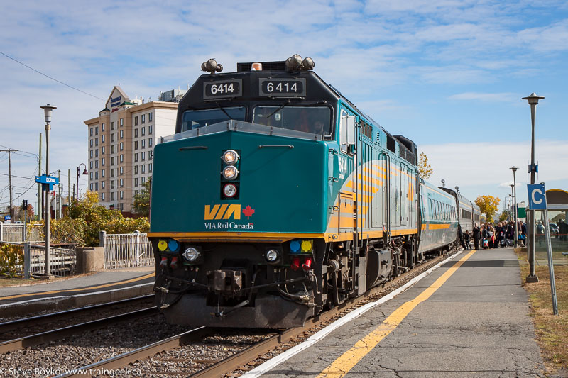 Confessions of a train geek october 2016 via 6414 at dorval solutioingenieria Image collections