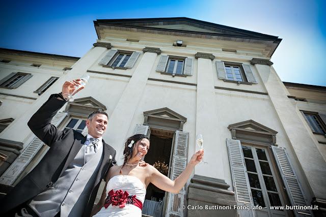 Fotografo Matrimonio Villa Zanchi Stezzano Bergamo