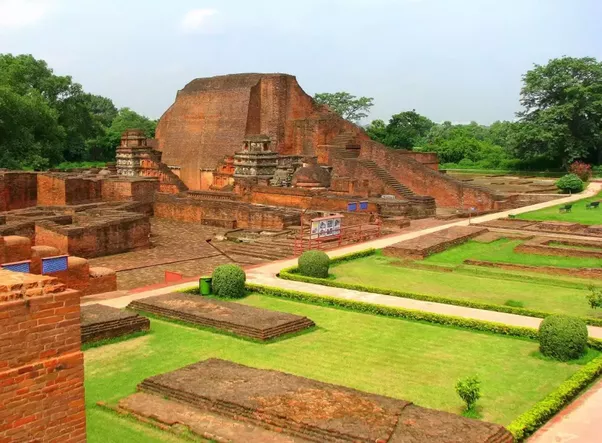Image result for प्राचीन नालंदा विश्वविद्यालय