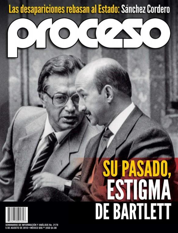 Revista PROCESO 05-08-2018