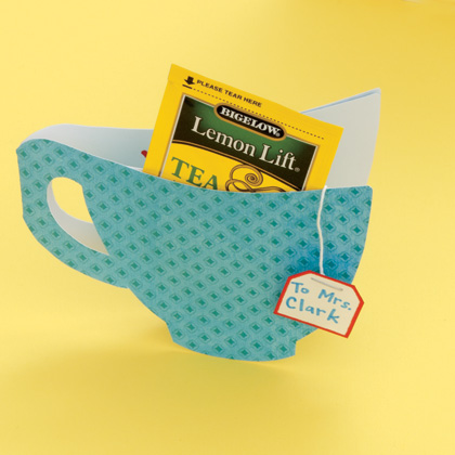 Tea Cup Craft For Mother S Day