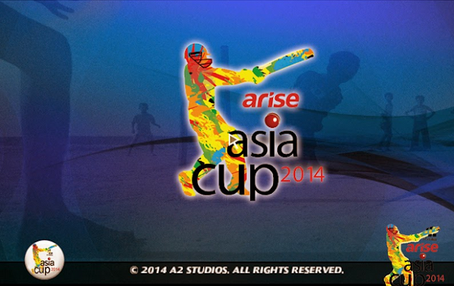 A2 Studioz Arise Asia Cup 2014 Patch For Cricket 07