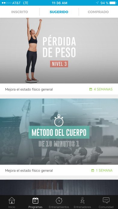 applications for exercise - Personal trainer – Workout Trainer