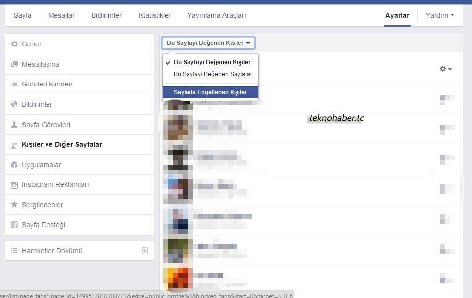 facebook-yorum-silme