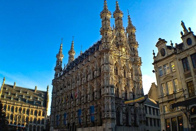 10 Tempat Wisata Terbaik Di Belgia