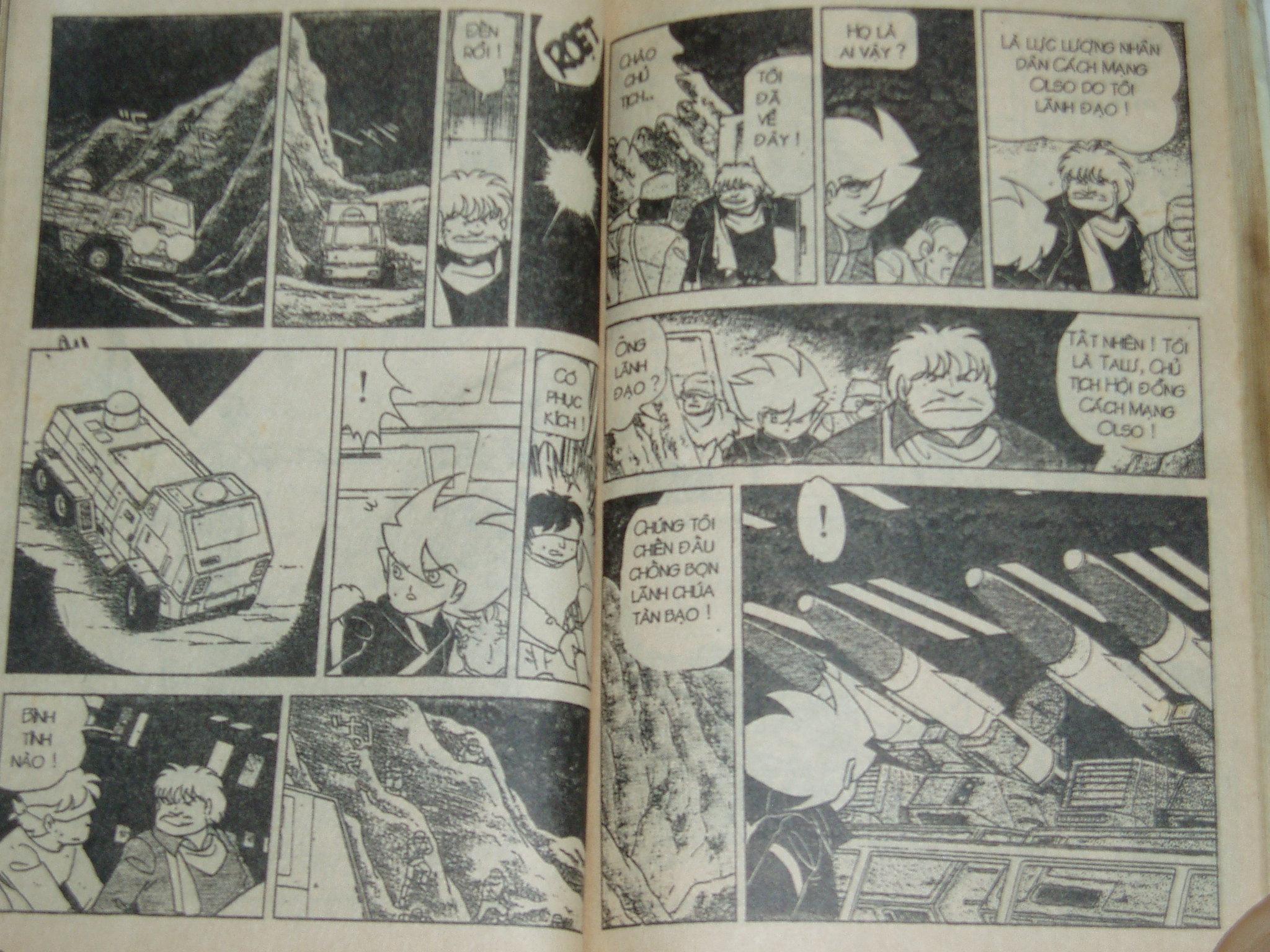 Siêu nhân Locke vol 18 trang 30