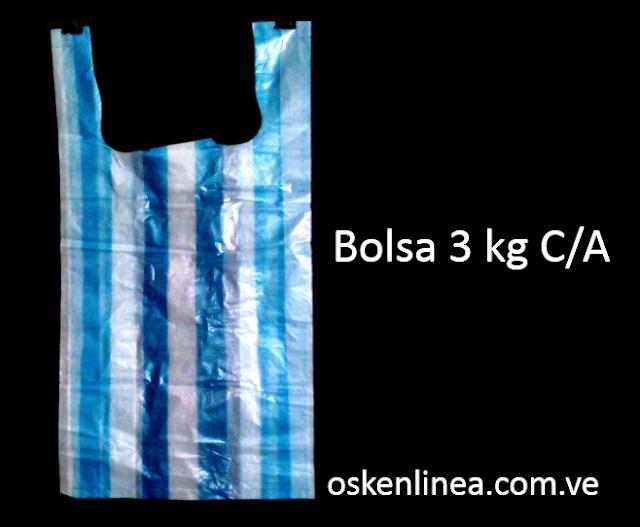 Asa Kg Con Bolsa 3 Linea Osk En A5L34Rj