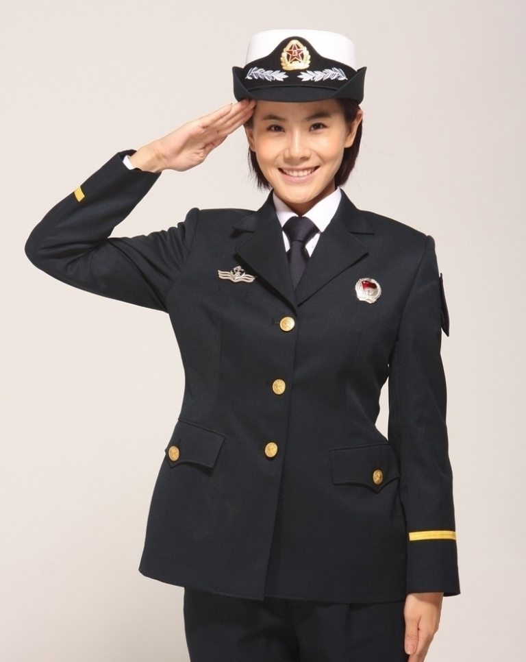 Female Soldiers Of Chinese Peoples Liberation Army Pla -8362