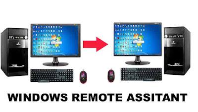 Remote Assistant, Windows Remote