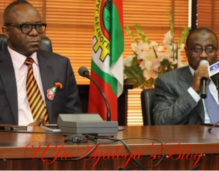NNPC Crisis: Petroleum Minister, Kachikwu BLOCKED From See Buhari In Aso Rock, Top Secret Why He Actually Cried out REVEALED