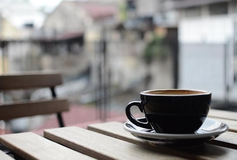 Um café passado, que no passado ficou