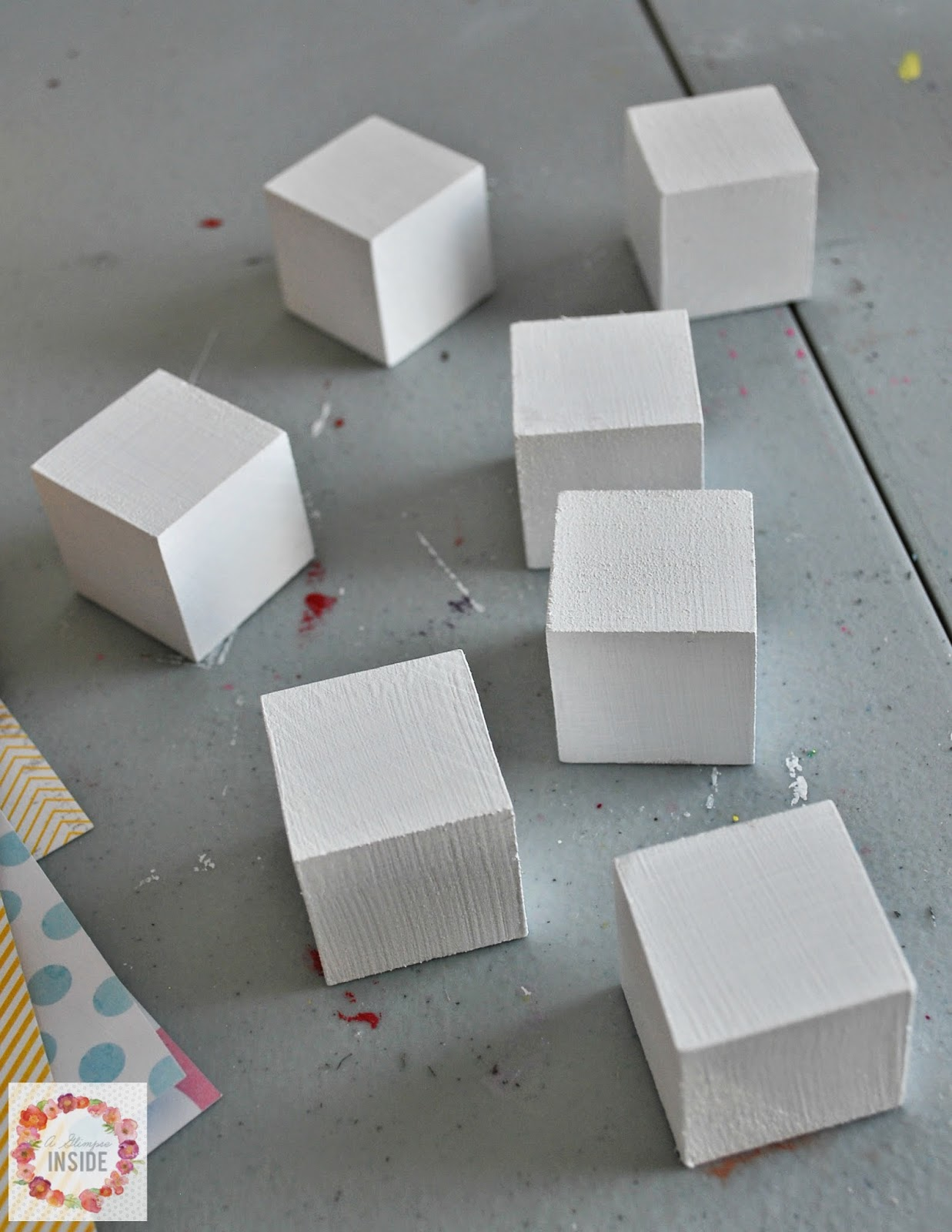Paint your blocks