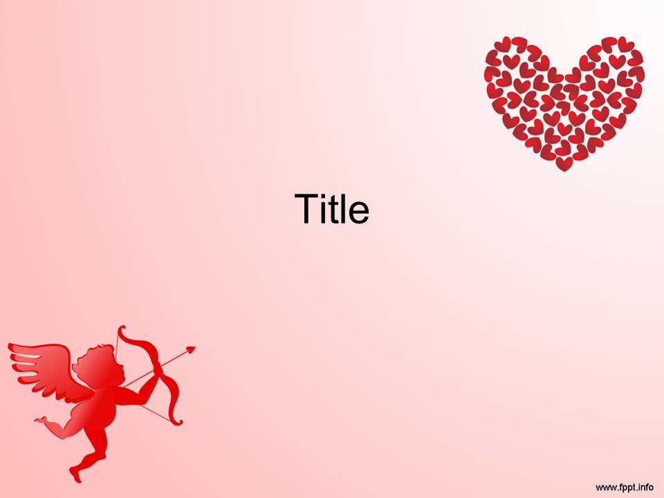 Free Download PowerPoint Templates for Valentine\u0027s Day 2013