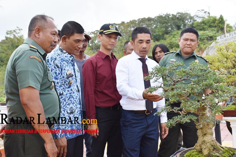 Pameran 1.500 Bonsai 2019 Menuai Dukungan Dewan