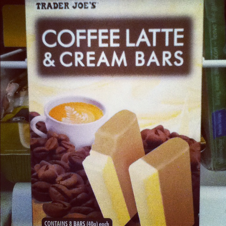Trader Joe's: Reviews & Recipes : Review: Coffee Latte And