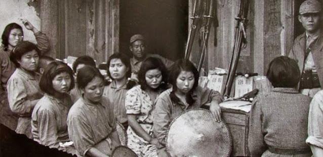 Indonesian Comfort Women, The Comfort Women of the Imperial Japanese Army