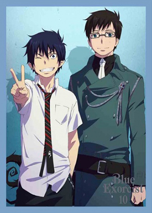 Ao no Exorcist: Ura Ex [10/10] [HD] [MEGA]