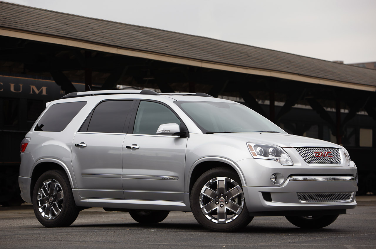 Gmc Acadia Lease >> 2011 GMC ACADIA DENALI DESIGN CONCEPT ? Auto Car Reviews