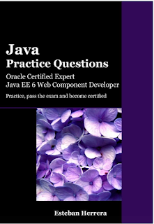 Mock Questions Java EE 6 Web Component Developer Certified Expert 1Z0-899 Exam