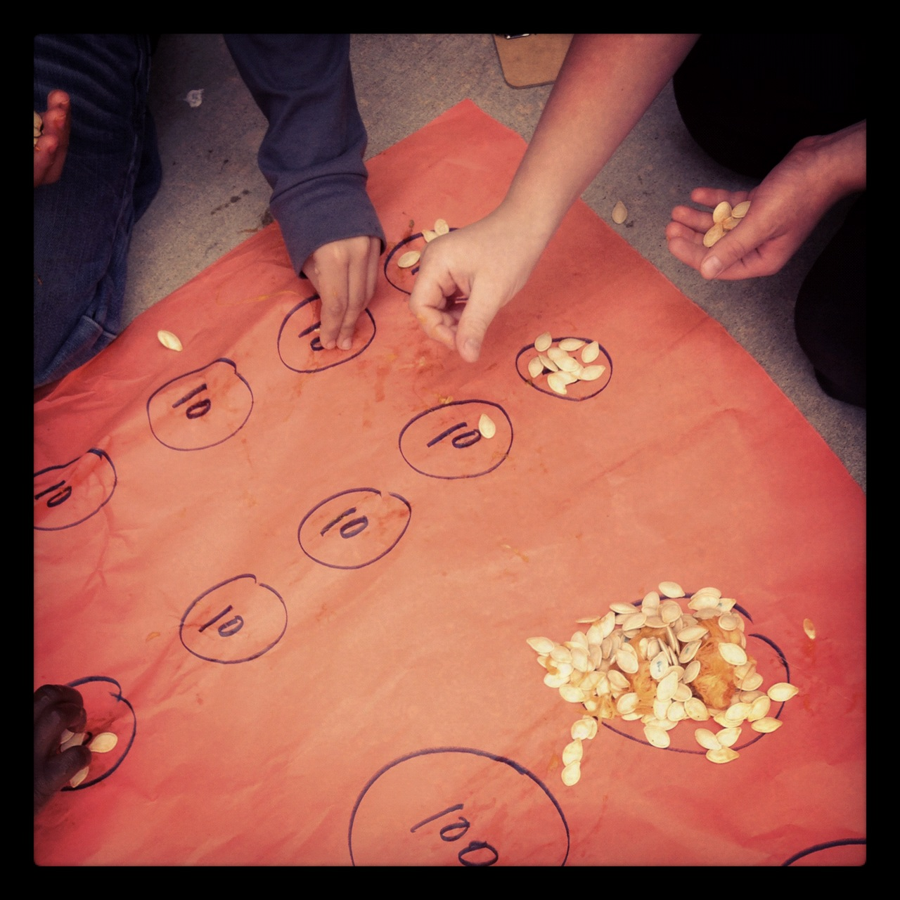 Simply Second Grade Teaching Main Idea Amp Pumpkin Seed