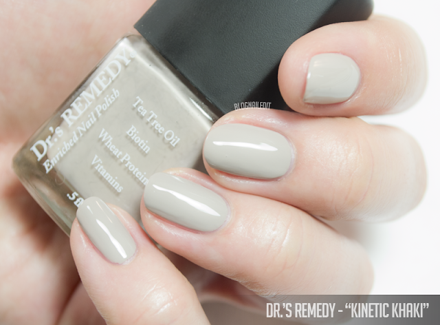 Dr.'s Remedy - Kinetic Khaki