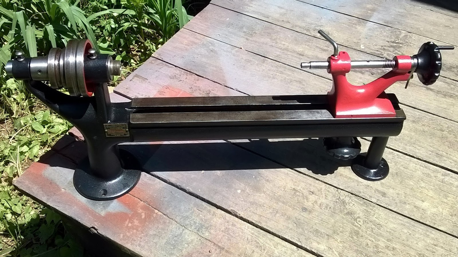 Delta 1460 Wood Lathe Accessories