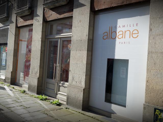 Le salon de coiffure « Camille Albane » - Fermé début 2017