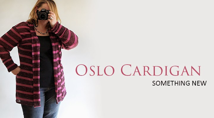 The Oslo, a great cardigan from Seamwork Magazine | The Inspired Wren