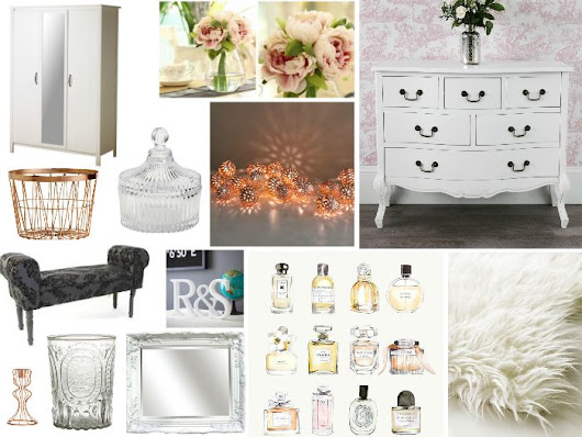 What I Did On Wednesday.: Room-spiration