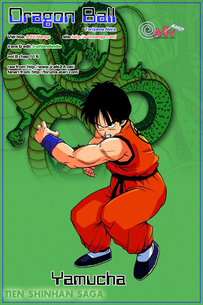 Dragon Ball chap 116 trang 1