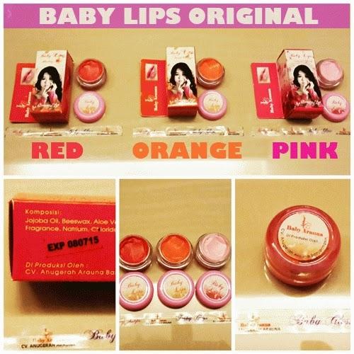 Baby Lips Original CV Arauna