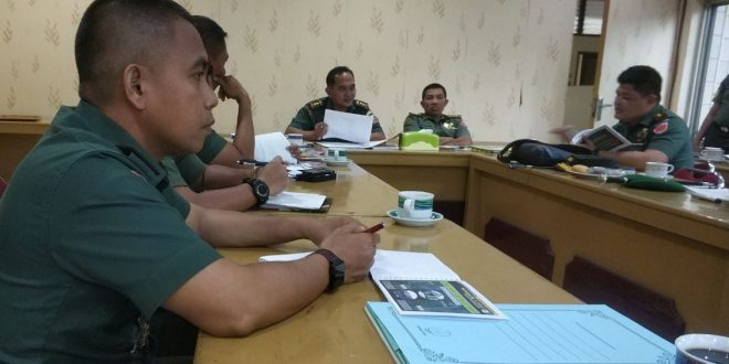 Waaster Kasdam Harap TMMD di Bone Fokus Pada Kemanunggalan TNI dan Rakyat