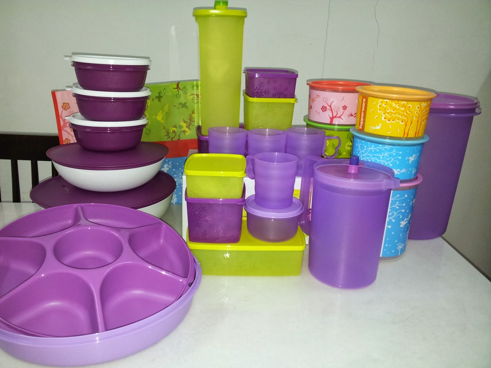 Tupperware lover