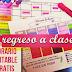 ¡Feliz regreso a clases! + Horario editable