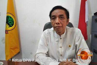 Pileg 2019, Partai Berkarya Incar Kursi Ketua DPRD Lobar