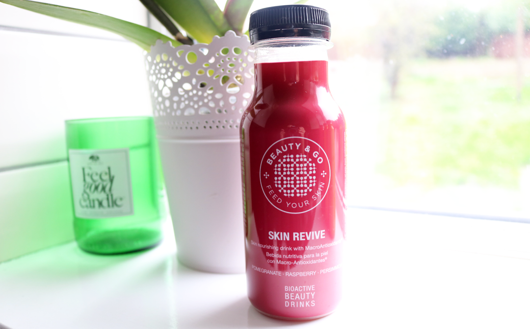 Beauty & Go Bioactive Drink - Skin Revive review