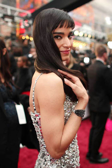 Sofia Boutella at 89th Annual Academy Awards 2