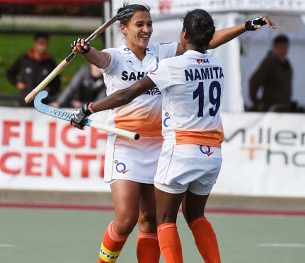 Hockey India 7th Senior Women National Championship 2017