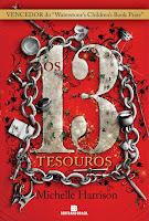 Resenha - Os 13 Tesouros, editora Bertrand